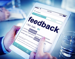 Surveys and comments about our service